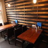 ステーキ食堂 STEAK DINER 三崎町店の雰囲気2