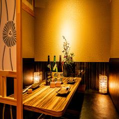 個室居酒屋 月明り 新宿東口本店の写真
