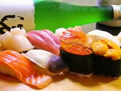 徳寿司のおすすめ料理1
