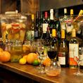 世界のワインを愉しめる!赤・白・スパークリング・サングリアetc15種ワインビュッフェ