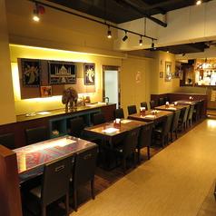 インド料理 スーリヤ 芝店の雰囲気1