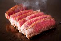 美味しく仕上がるお肉。