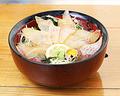 料理メニュー写真天然鳴門鯛の漬け丼