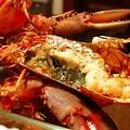 料理メニュー写真オマール海老の炭焼き ~10種のスパイシー仕立て~