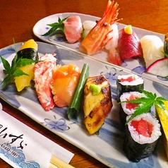 寿司いすゞのおすすめ料理1
