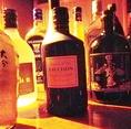 お酒各種ご用意しております。