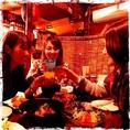 【女子会】美味しい沖縄料理で女子会を★