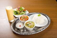 cafe&kitchen オリエンタルSAPANA エソラ池袋店のおすすめランチ3