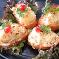 料理メニュー写真焼きポテトサラダ