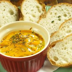 料理メニュー写真チリコンカン チーズ焼き