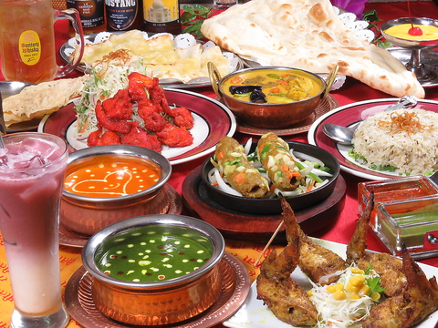 本格インド料理アシス 魚町店