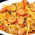 料理メニュー写真ナポリタンスパゲティ