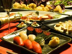 カジュアルイタリアン House Dining すしBARのコース写真
