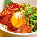 料理メニュー写真宮崎牛のタタキユッケ風
