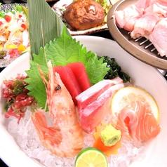 活魚水産 藍住応神店のコース写真