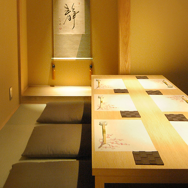 銀熊茶寮の雰囲気1