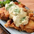料理メニュー写真鶏唐揚げ タルタル南蛮