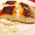 料理メニュー写真本日鮮魚のポワレ 日替わりソース