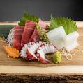 料理メニュー写真本日の刺身盛り【5種盛り】