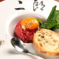 生肉認定取得料理店なので岐阜駅で生肉もを愉しめる!
