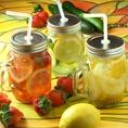 【女子必見!!】デトックスウォーターはじめました♪美肌回復・脂肪燃焼に良いイチゴ&レモンや、むくみ解消・疲労回復に良いきゅうり&レモンや、美肌効果・老化防止に良いマンゴー&パインなど様々な効果があるデトックスウォーターです。一度飲んだらくせになる!?あなたにぴったしなものを選んでください♪