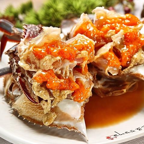 テレビで話題♪最高の渡りガニを使用、独自ノウハウで変わらぬ味を守り続ける蟹専門店