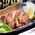 料理メニュー写真親鶏炭焼き柚子胡椒