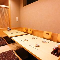 よりぬき魚類 鮨処虎秀 渋谷店の雰囲気1