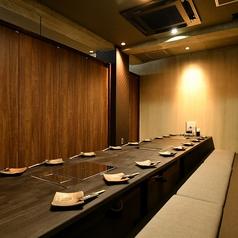 落ち着きがあって広々とした空間は、ご宴会に最適です。宴会のシーンやご予算に合わせたコースも多数ご用意しております!