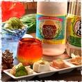 【泡盛】沖縄自慢のオリオンビールや泡盛♪