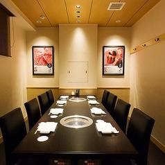 肉の切り方 日本橋本店の雰囲気1