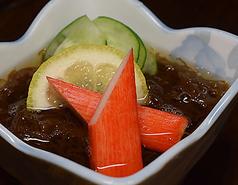 モズク酢(Seaweed)