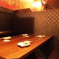 千葉駅店 自慢のどんなシーンにもご利用いただける個室