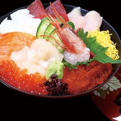 海の音 海鮮丼