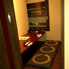 デートに個室のお部屋ご用意致します