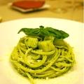 料理メニュー写真【パスタ】リングイネのジェノヴェーゼ Linguine alla Pesto Genovese