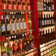 エノテカセレクションのワインの数々!