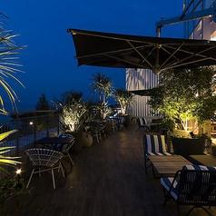 cafe&restaurant ORANGE BALCONY オレンジバルコニーの特集写真