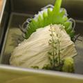 料理メニュー写真生湯葉のお造り