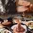 赤身肉と樽生ビールの専門店 ロースト&グリル 名古屋駅店のロゴ