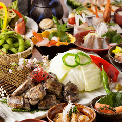 活〆鮮魚と旨い酒 個室居酒屋 町田官兵衛 町田駅前店のコース写真