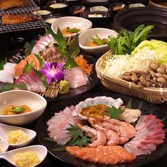 壱岐の鮮魚と雲丹しゃぶのお店 博多いきやのおすすめ料理1