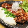 料理メニュー写真タルタルたっぷりの特製チキン南蛮