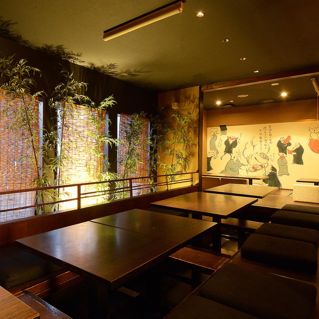 わら焼きカツオと日本酒 名古屋めし 十八番舟(おはこぶね) 名古屋駅前店|店舗イメージ10