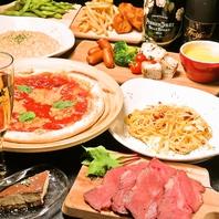 大宮の個室肉バル&チーズフォンデュのイタリアン♪