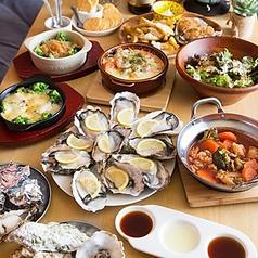 魚介イタリアン&シカゴピザ UMIバル うみばる 新宿店のコース写真