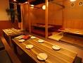 ◆大人数宴会におすすめの奥座敷◆最大36名様までご利用頂けます。会社宴会や普段の飲み会など、各シーンに合わせてどうぞ♪