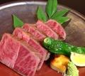 料理メニュー写真愛媛県産ブランド肉