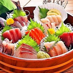 沼津 魚がし鮨 丸ビルのおすすめ料理1
