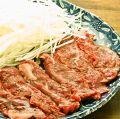料理メニュー写真元祖 ネギ塩カルビ